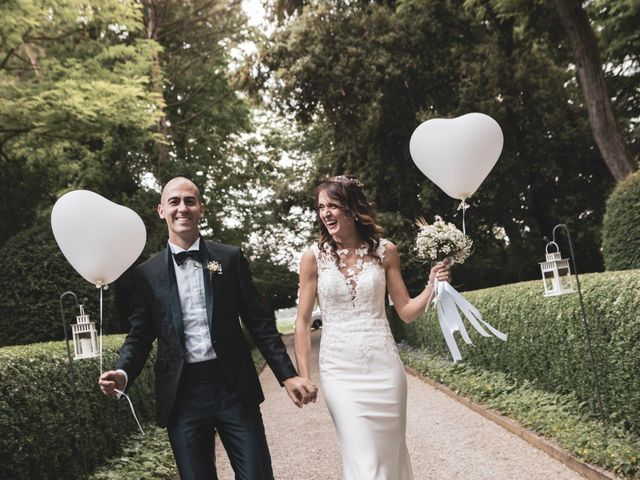 Le nozze di Sigi e Giampi