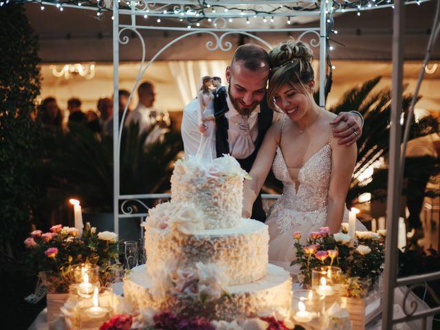 Le nozze di Lisa e Pietro