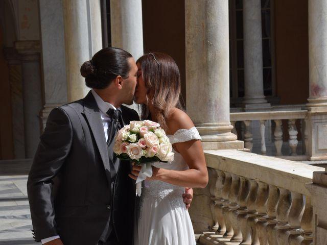 Il matrimonio di Alicia e Luca a Genova, Genova 15