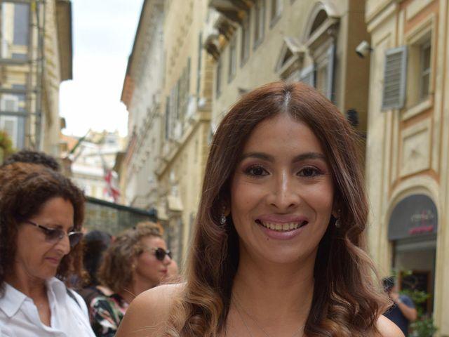 Il matrimonio di Alicia e Luca a Genova, Genova 16