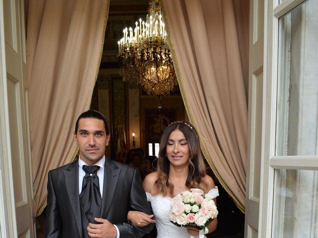 Il matrimonio di Alicia e Luca a Genova, Genova 17