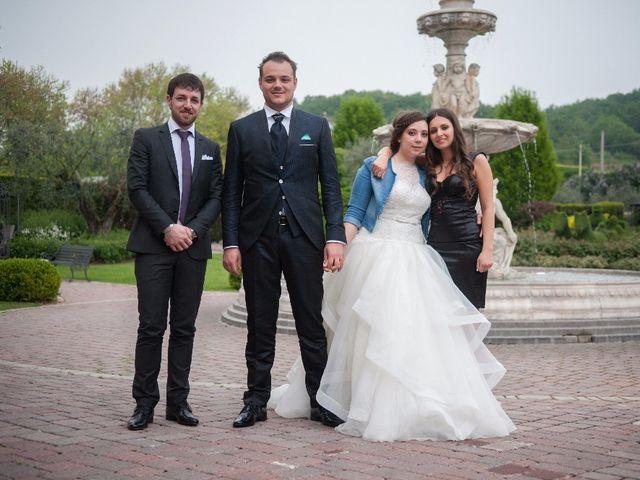 Il matrimonio di Simone e Rebecca a Corzano, Brescia 12