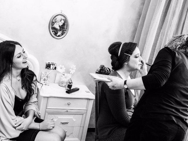 Il matrimonio di Simone e Rebecca a Corzano, Brescia 21