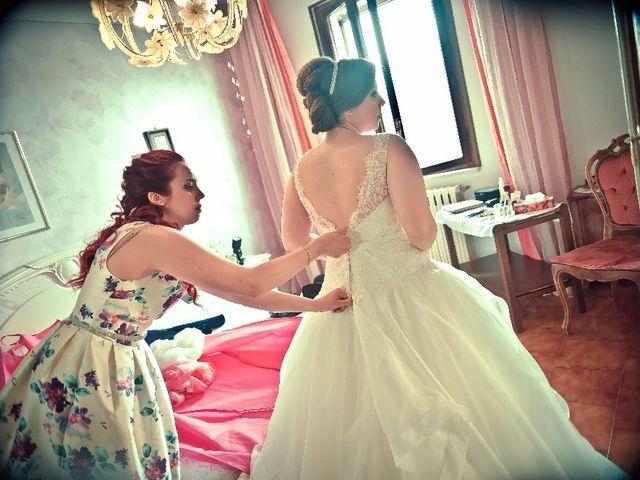 Il matrimonio di Simone e Rebecca a Corzano, Brescia 23
