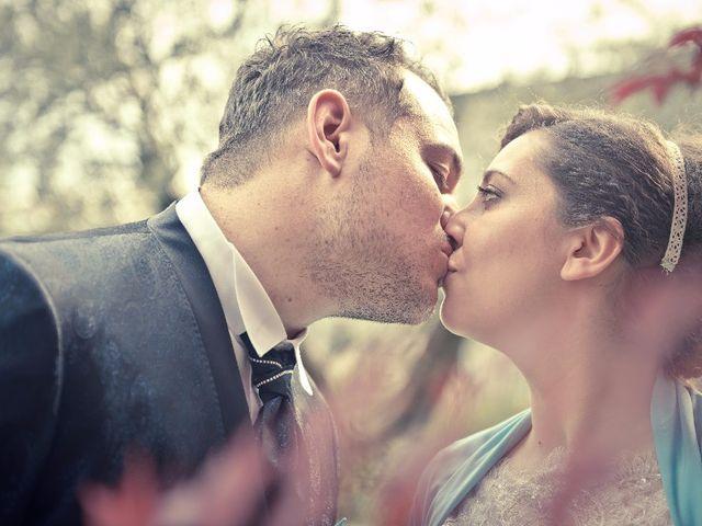 Il matrimonio di Simone e Rebecca a Corzano, Brescia 25