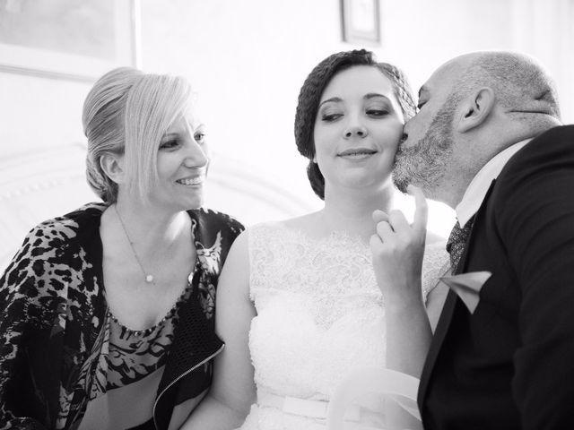 Il matrimonio di Simone e Rebecca a Corzano, Brescia 31