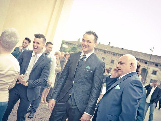 Il matrimonio di Simone e Rebecca a Corzano, Brescia 36