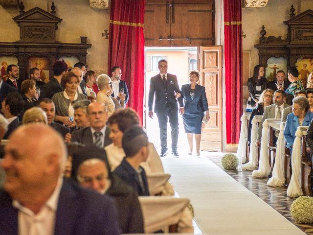 Il matrimonio di Simone e Rebecca a Corzano, Brescia 37