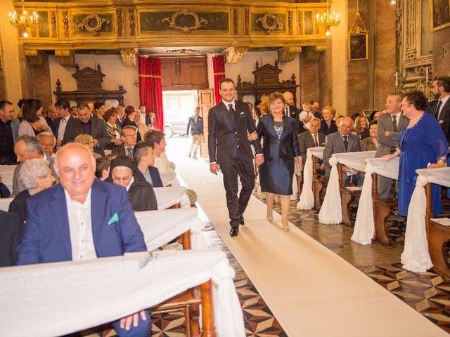 Il matrimonio di Simone e Rebecca a Corzano, Brescia 38