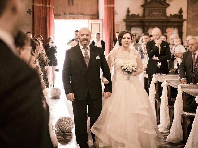 Il matrimonio di Simone e Rebecca a Corzano, Brescia 41
