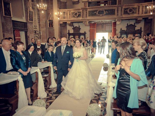 Il matrimonio di Simone e Rebecca a Corzano, Brescia 42