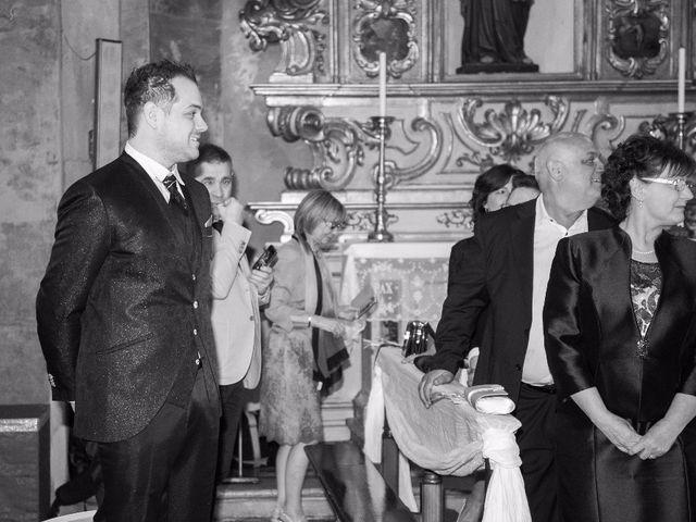 Il matrimonio di Simone e Rebecca a Corzano, Brescia 43