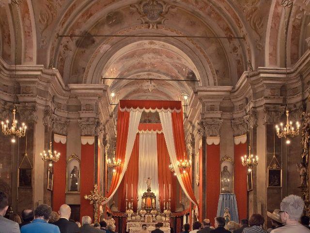 Il matrimonio di Simone e Rebecca a Corzano, Brescia 44