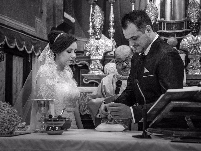 Il matrimonio di Simone e Rebecca a Corzano, Brescia 46