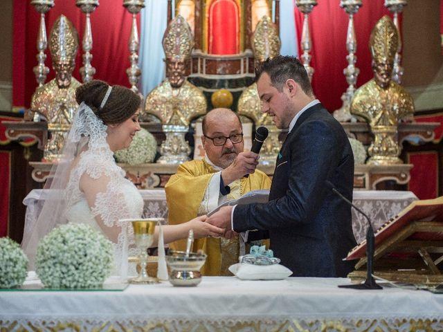 Il matrimonio di Simone e Rebecca a Corzano, Brescia 47