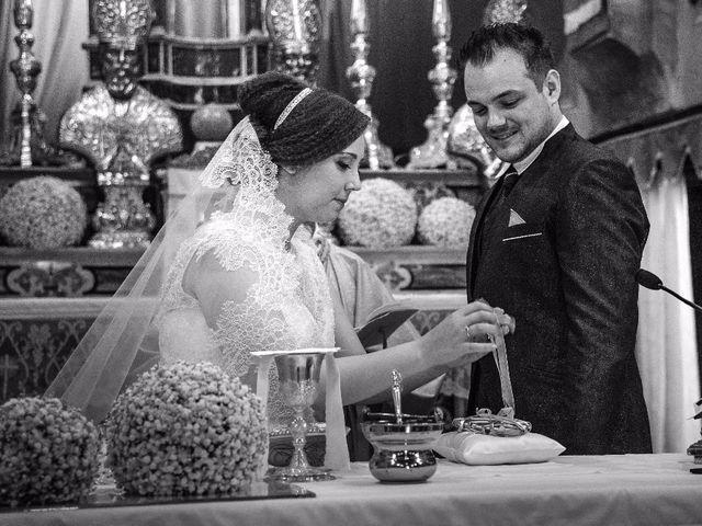 Il matrimonio di Simone e Rebecca a Corzano, Brescia 48