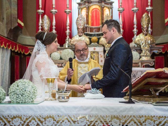 Il matrimonio di Simone e Rebecca a Corzano, Brescia 49