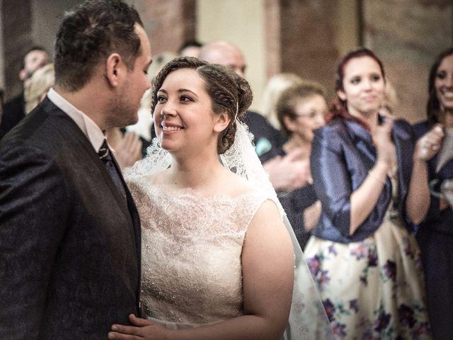 Il matrimonio di Simone e Rebecca a Corzano, Brescia 50