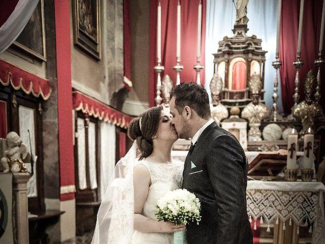Il matrimonio di Simone e Rebecca a Corzano, Brescia 54