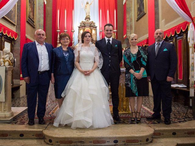 Il matrimonio di Simone e Rebecca a Corzano, Brescia 60