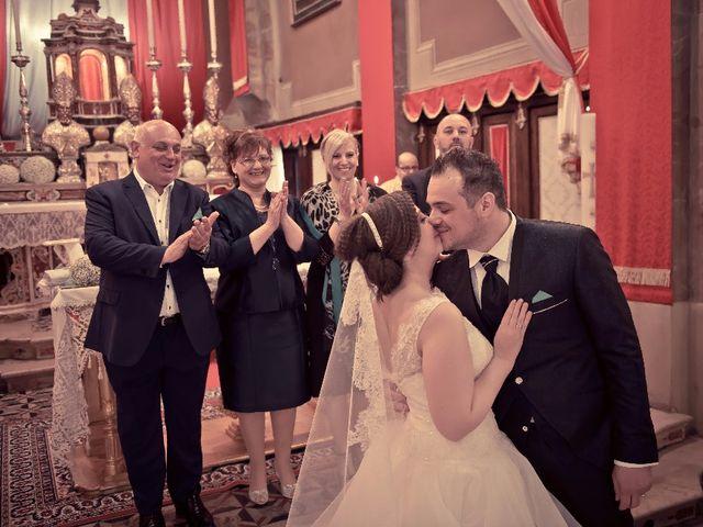 Il matrimonio di Simone e Rebecca a Corzano, Brescia 61