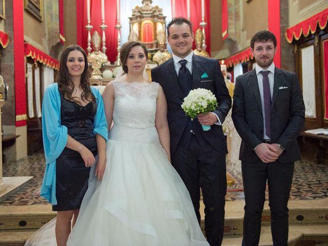 Il matrimonio di Simone e Rebecca a Corzano, Brescia 62