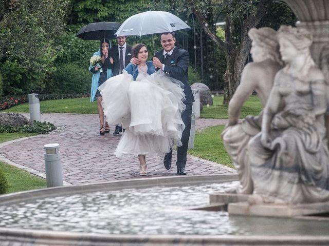 Il matrimonio di Simone e Rebecca a Corzano, Brescia 66