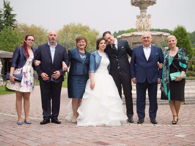 Il matrimonio di Simone e Rebecca a Corzano, Brescia 67