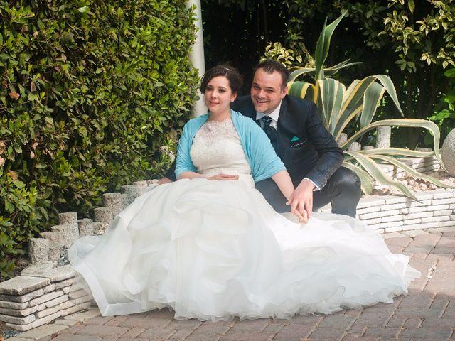 Il matrimonio di Simone e Rebecca a Corzano, Brescia 68