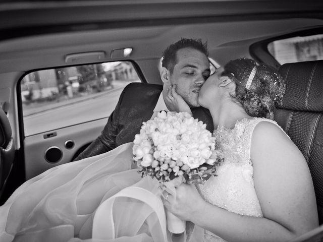 Il matrimonio di Simone e Rebecca a Corzano, Brescia 70
