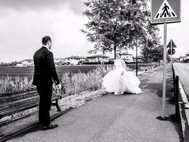 Il matrimonio di Simone e Rebecca a Corzano, Brescia 1