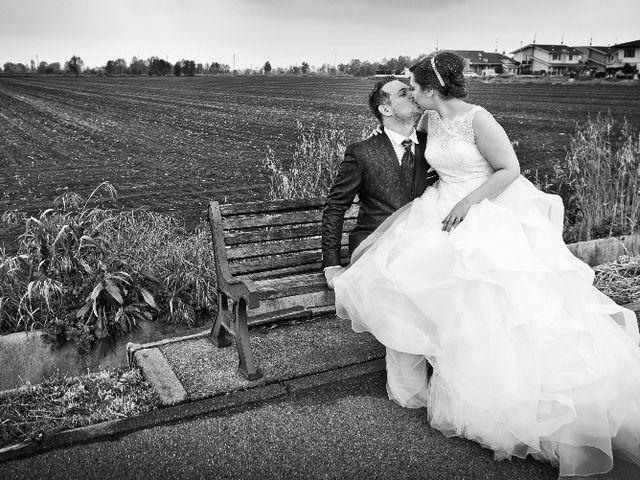 Il matrimonio di Simone e Rebecca a Corzano, Brescia 71