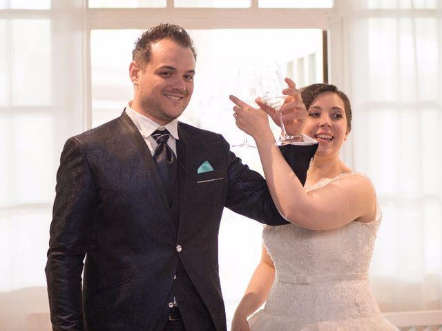 Il matrimonio di Simone e Rebecca a Corzano, Brescia 76