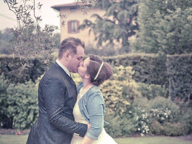 Il matrimonio di Simone e Rebecca a Corzano, Brescia 78