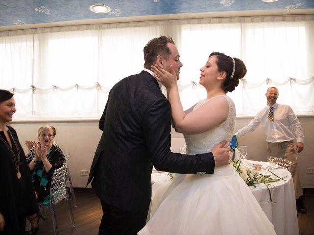 Il matrimonio di Simone e Rebecca a Corzano, Brescia 82