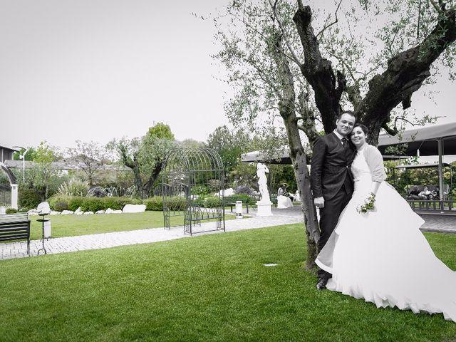 Il matrimonio di Simone e Rebecca a Corzano, Brescia 83