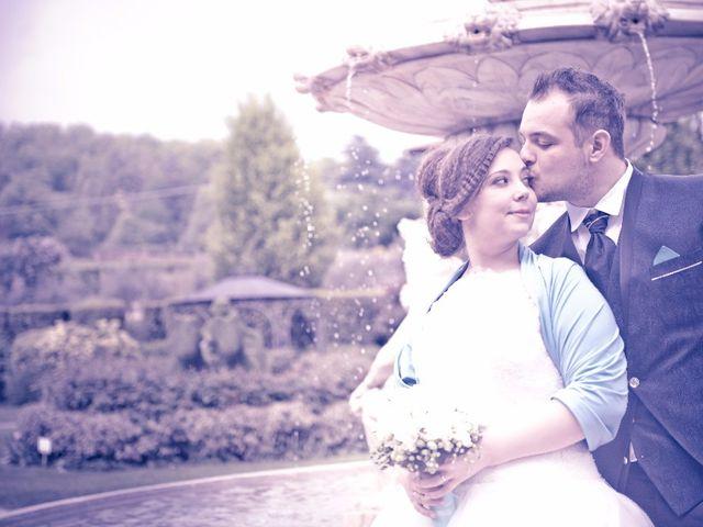 Il matrimonio di Simone e Rebecca a Corzano, Brescia 84