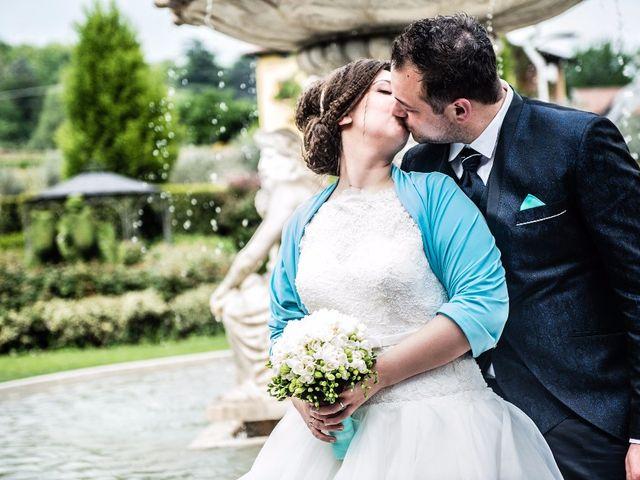 Il matrimonio di Simone e Rebecca a Corzano, Brescia 86