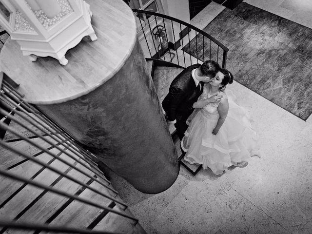 Il matrimonio di Simone e Rebecca a Corzano, Brescia 87
