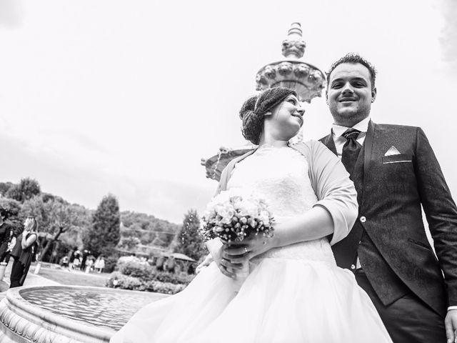 Il matrimonio di Simone e Rebecca a Corzano, Brescia 88