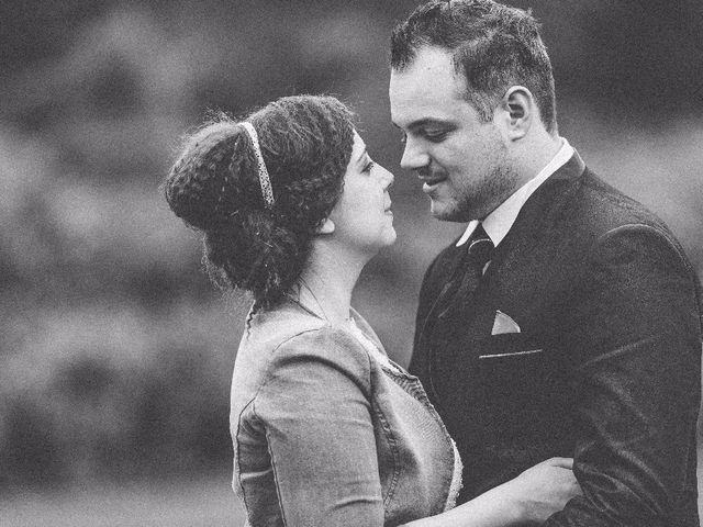 Il matrimonio di Simone e Rebecca a Corzano, Brescia 91