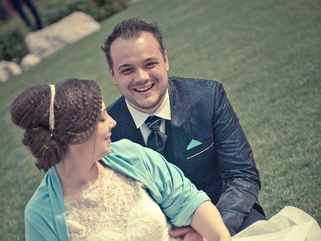 Il matrimonio di Simone e Rebecca a Corzano, Brescia 92