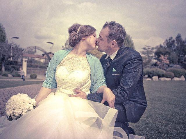 Il matrimonio di Simone e Rebecca a Corzano, Brescia 96