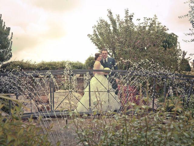 Il matrimonio di Simone e Rebecca a Corzano, Brescia 2