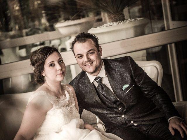 Il matrimonio di Simone e Rebecca a Corzano, Brescia 100
