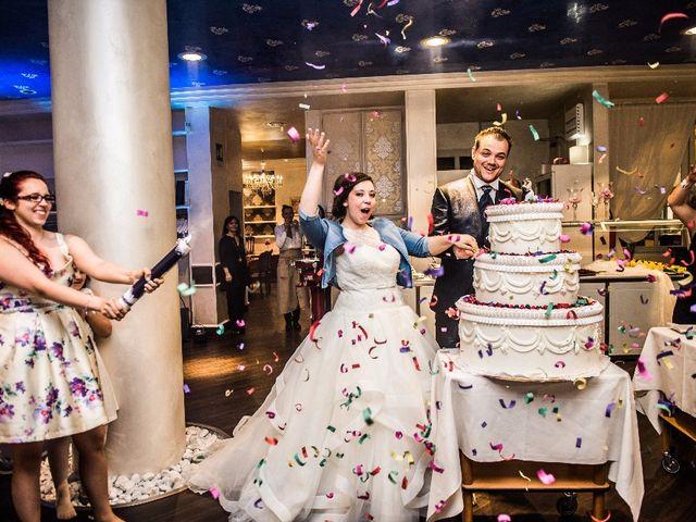 le nozze di Rebecca e Simone