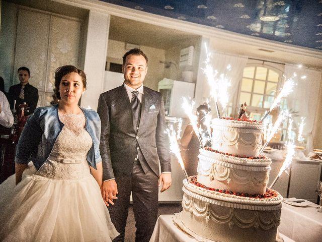 Il matrimonio di Simone e Rebecca a Corzano, Brescia 102