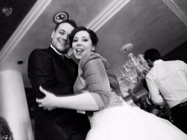 Il matrimonio di Simone e Rebecca a Corzano, Brescia 105