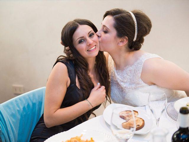 Il matrimonio di Simone e Rebecca a Corzano, Brescia 109