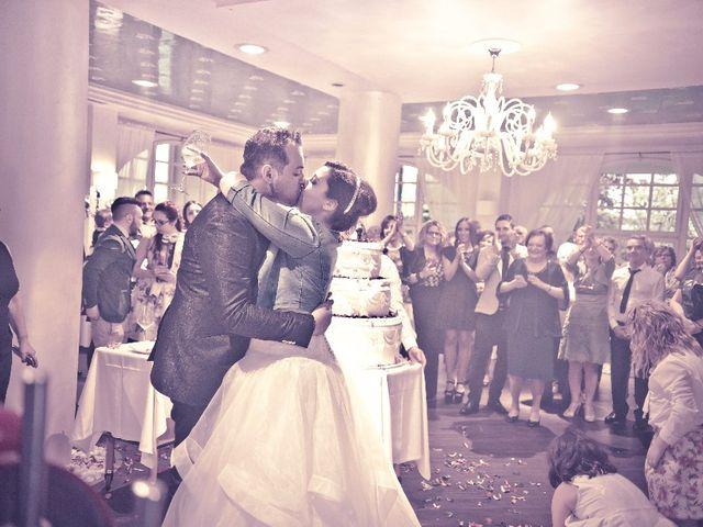 Il matrimonio di Simone e Rebecca a Corzano, Brescia 111